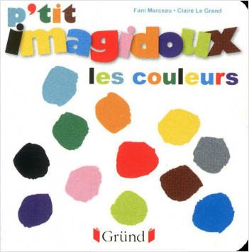 P'tit imagidoux Les couleurs