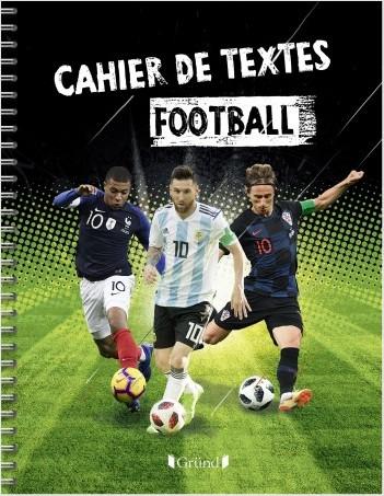 Cahier de texte football 2019-2020