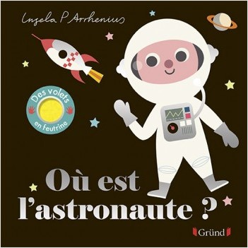 Où est l'astronaute ?
