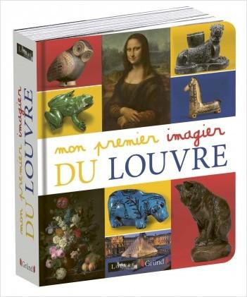Mon premier imagier du Louvre