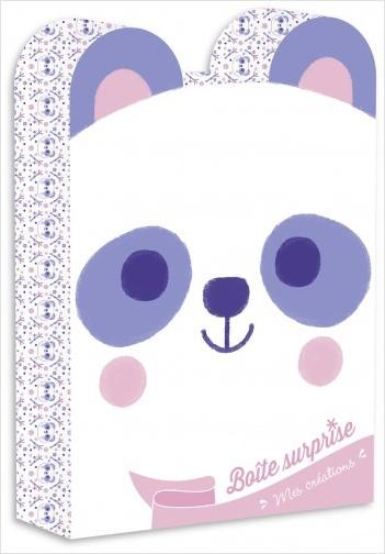 Ma boîte surprise - Panda