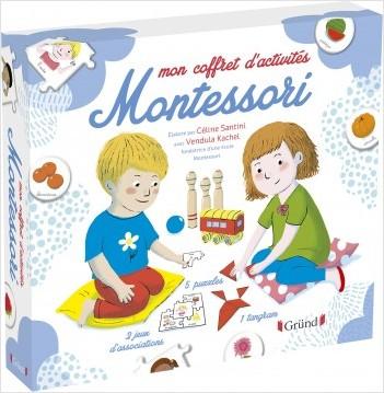 Mon coffret d'activités Montessori