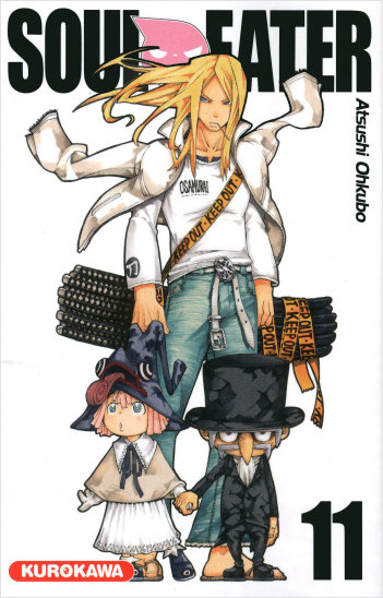 Soul Eater - tome 11