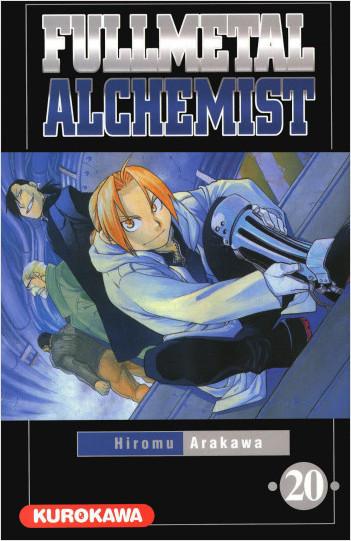 Fullmetal Alchemist - tome 20