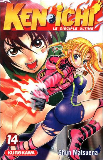 Ken-ichi - saison 1, Le Disciple ultime - tome 14