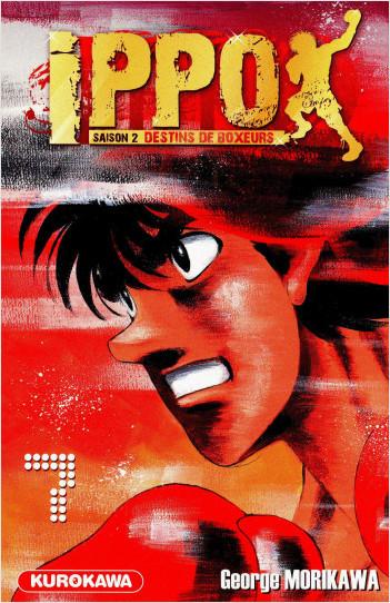 Ippo - saison 2, Destins de boxeurs - tome 07