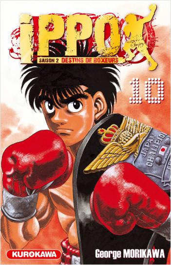 Ippo - saison 2, Destins de boxeurs - tome 10