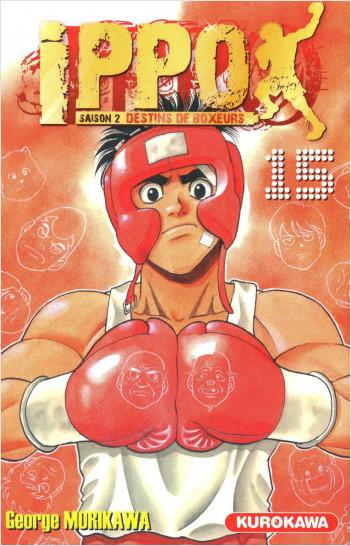 Ippo - saison 2, Destins de boxeurs - tome 15