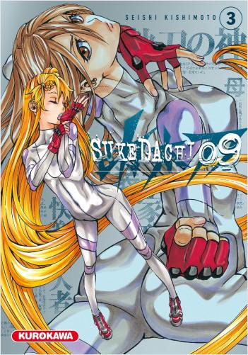 Sukedachi Nine - tome 03