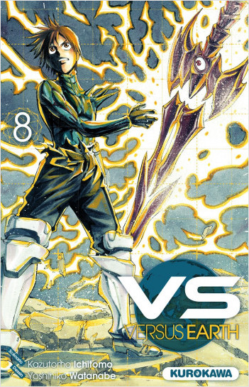 Versus Earth - tome 08