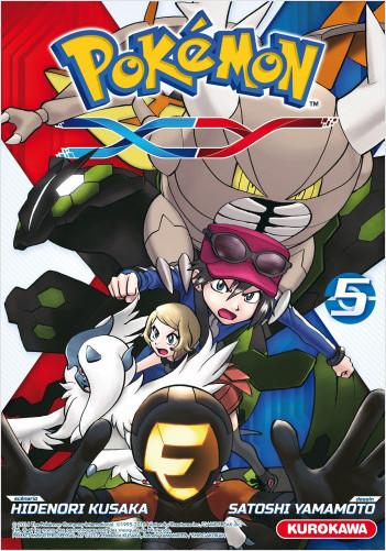 Pokémon - XY - tome 05