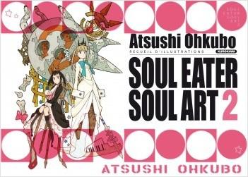 Soul Eater Soul Art - tome 02