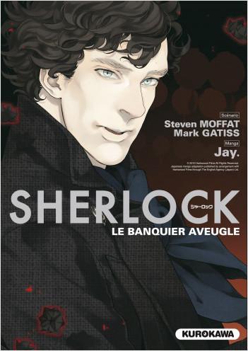 Sherlock - épisode 02, Le Banquier aveugle