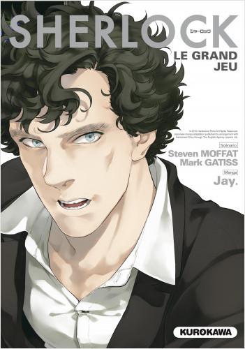 Sherlock - épisode 03, Le Grand jeu