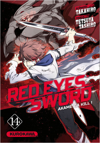 Red Eyes Sword - Akame Ga Kill - tome 14