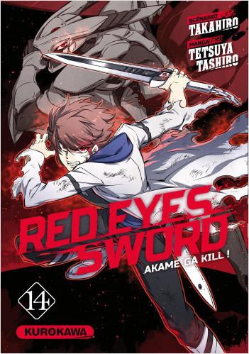 Red Eyes Sword - Akame Ga Kill - tome 14