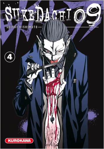 Sukedachi Nine - tome 04