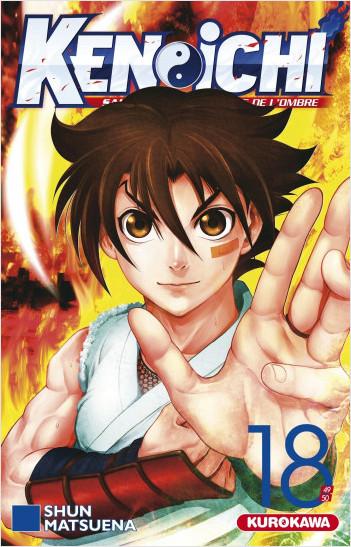 Ken-ichi - saison 2, Les Disciples de l'ombre - tome 18