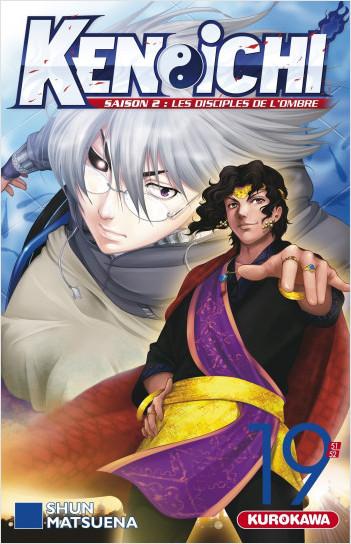 Ken-ichi - saison 2, Les Disciples de l'ombre - tome 19