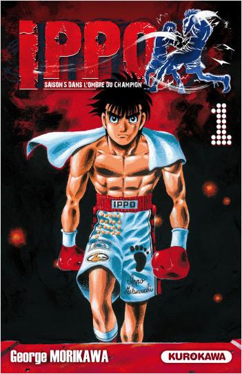 Ippo - saison 5, Dans l'ombre du champion - tome 01
