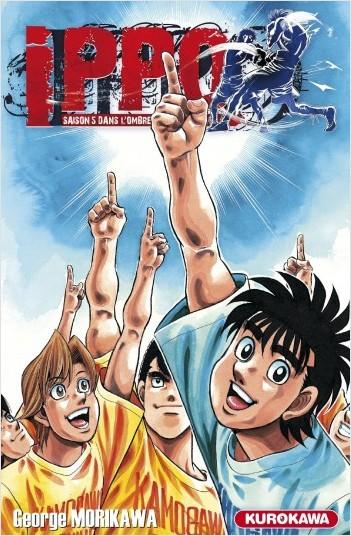 Ippo - saison 5, Dans l'ombre du champion - tome 02