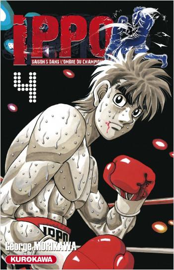 Ippo - saison 5, Dans l'ombre du champion - tome 04