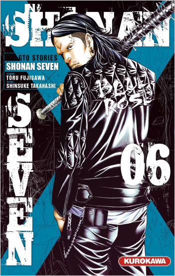 Shonan Seven - GTO Stories - tome 06