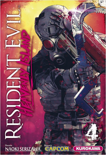 Resident Evil - Heavenly Island - tome 04