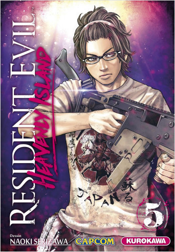 Resident Evil - Heavenly Island - tome 05