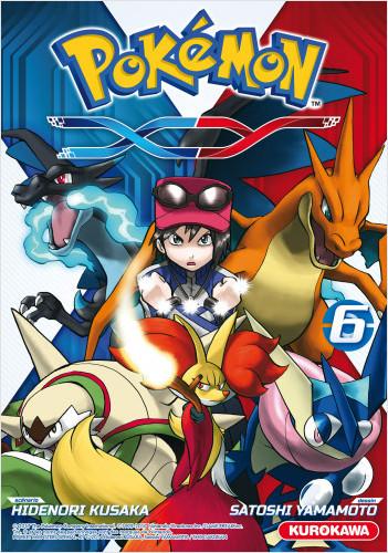 Pokémon - XY - tome 06
