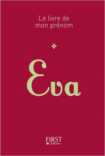 Le Livre de mon prénom - EVA