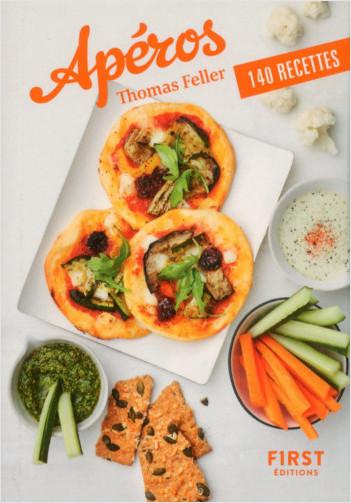 Petit Livre de - Apéros en 140 recettes