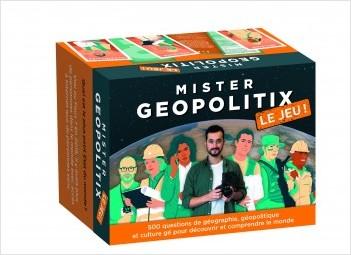 Mister Géopolitix - le jeu