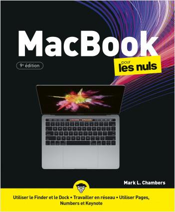 MacBook pour les Nuls, Grand format, 9e édition