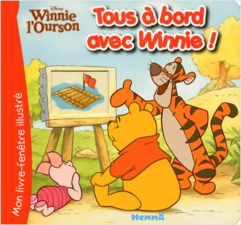 Winnie l'Ourson - Tous à bord avec Winnie !