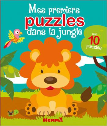Mes premiers puzzles dans la jungle