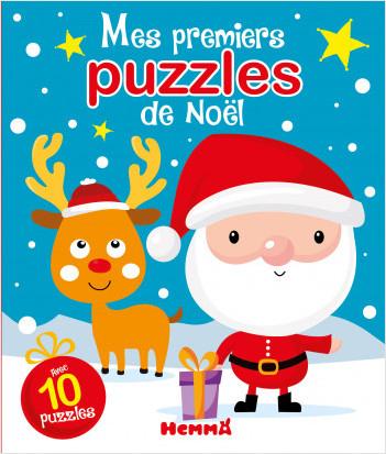 Mes premiers puzzles de Noël