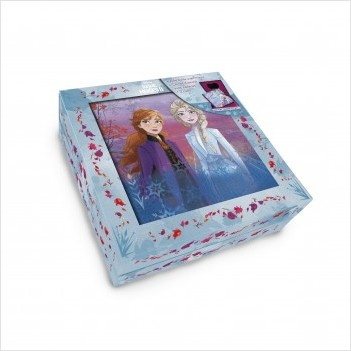 Disney La Reine des Neiges 2 - Mon coffret secret