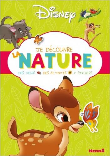 Disney - Je découvre la nature