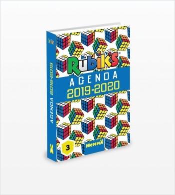 Rubik's - Agenda scolaire 2019-2020