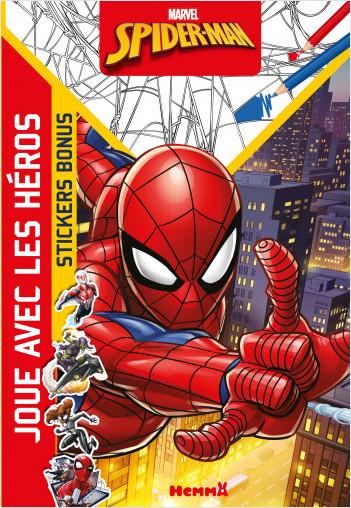 Marvel Spider-Man - Joue avec les héros