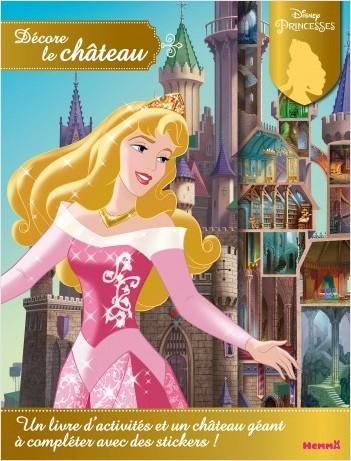 Disney Princesses - Décore le château (Aurore)