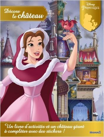 Disney Princesses - Décore le château (Belle)