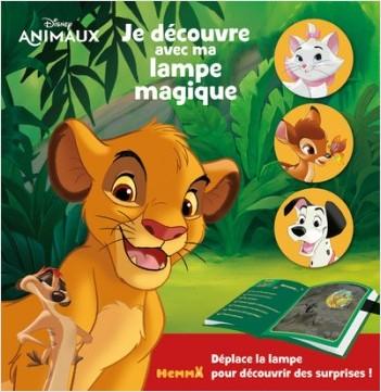 Disney Animaux - Je découvre avec ma lampe magique