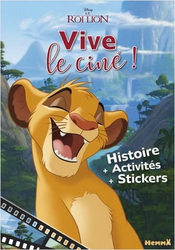 Disney Le Roi Lion - Vive le ciné !