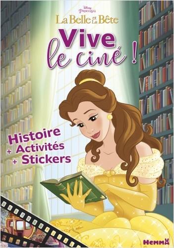 Disney Princesses La Belle et la Bête - Vive le ciné !