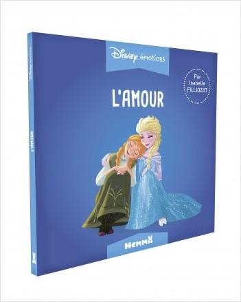 Disney Émotions - L'Amour - Lecture album enfant - Avec Isabelle Filliozat - Dès 4 ans
