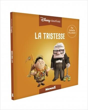 Disney Émotions - La Tristesse - Lecture album enfant - Avec Isabelle Filliozat - Dès 4 ans
