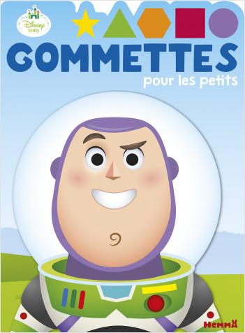 Disney Baby - Gommettes pour les petits (Toy Story)