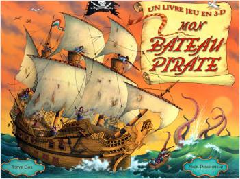 Mon bateau pirate